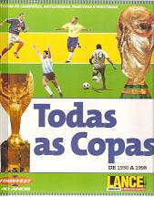 Todas as Copas de 1930 a 1998