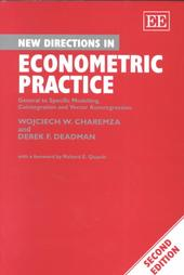 New Directions in Econometric Practice: General To