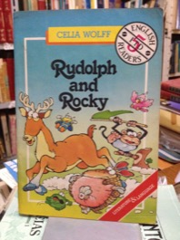 Rudolph and Rocky - English Readers 5 Ilustrado