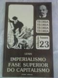 Imperialismo, fase superior do capitalismo