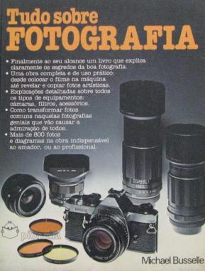 Tudo Sobre Fotografia