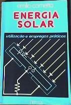 energia solar utilização e empregos práticos de emilio cometta pela hemus (1977)