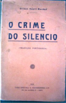 O Crime do Silêncio