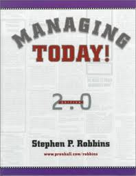 Managing Today, 2. 0 Edition (com Cd)