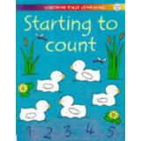 Starting to Count (usborne First Learning)