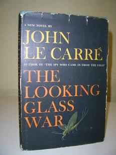 The Looking Glass War / Capa Dura