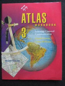 Atlas 3 Workbook - Learning Centered Communication