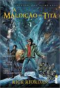 A Maldição do Titã - Graphic Novel