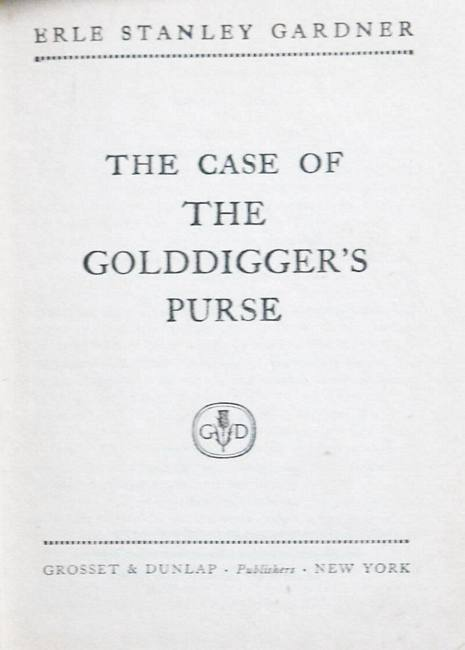 The Case of the Golddiggers Purse