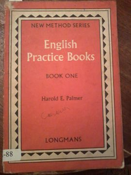 English Practice Books - Book One