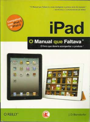 Ipad o Manual Que Faltava Compatível Com Ipad 1 e Ipad 2