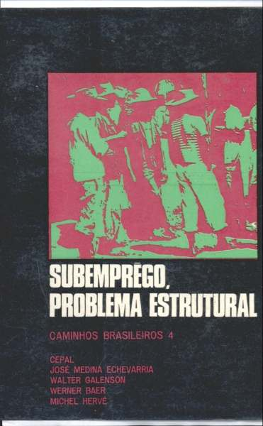 Subemprego, Problema Estrutural
