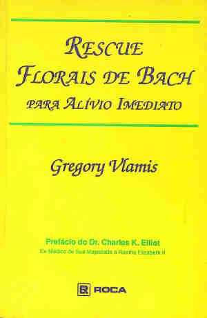 Rescue Florais De Bach Para Alívio Imediato