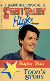 Sweet Valley High Super Edition Todds Story Super Star