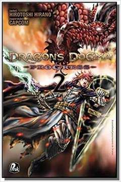 DRAGONS DOGMA PROGRESS 2 - INK
