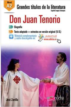 DON JUAN TENORIO A2 - AUDIO DESCARGABLE EN PLATAFORMA