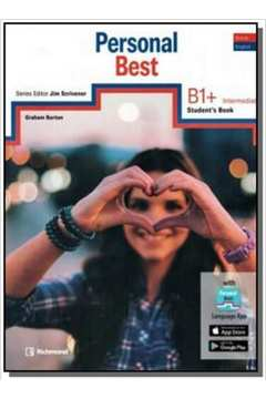 PERSONAL BEST B1+ SB - BRITISH