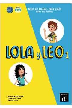 Lola Y Leo 1 - Libro Del Alumno