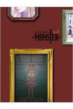 Monster Kanzenban - 4 - Capa Dura