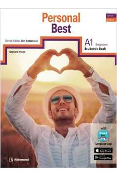 Personal Best A1 Student´S Book - British