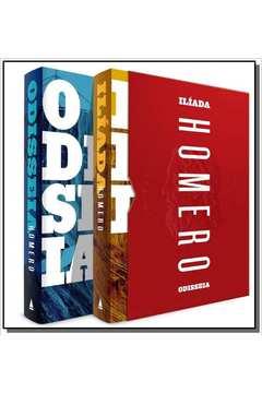 BOX - ILIADA E ODISSEIA