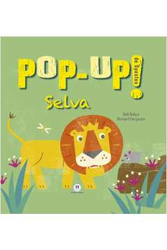 Pop Up de Opostos Selva