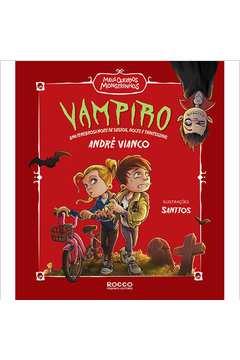 Vampiro - Uma tenebrosa noite de sustos, doces e travessuras