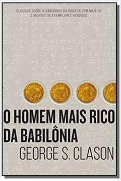 HOMEM MAIS RICO DA BABILONIA, O - HARPERCOLLINS