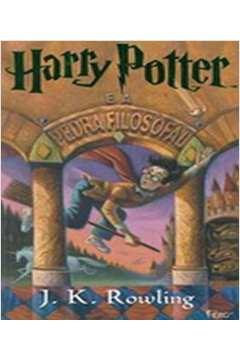 livro harry potter e a pedra filosofal j k rowling estante virtual livro harry potter e a pedra filosofal