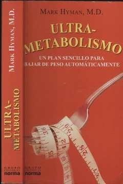 livro ultra metabolismo