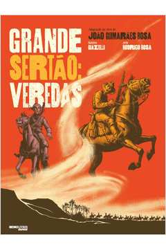GRANDE SERTAO - VEREDAS - GRAPHIC NOVEL