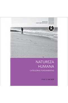 NATUREZA HUMANA - CATEGORIAS FUNDAMENTAIS