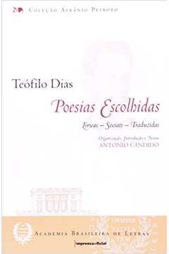 Teofilo Dias - poesias escolhidas
