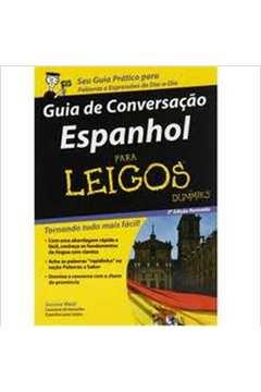 Guia De Conversacao Espanhol Para Leigos