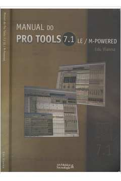 Manual do Pro Tools 7.1 Le / M-Powered
