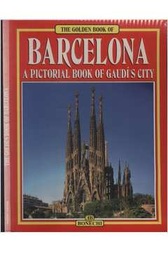 The Golden Book of Barcelona - English Edition