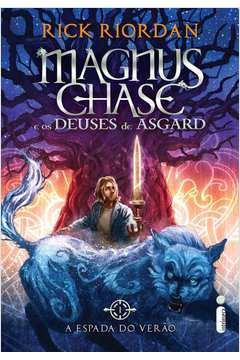 A espada do verão: (Série Magnus Chase e os deuses de Asgard)