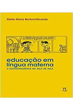EDUCACAO EM LINGUA MATERNA