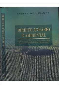 Direito Agrário e Ambiental