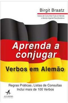Aprenda A Conjugar Verbos Em Alemao