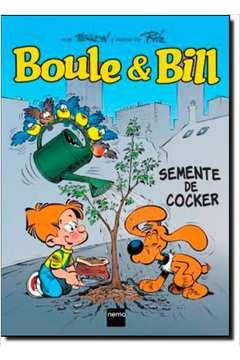 Boule e Bill Semente de Cocker