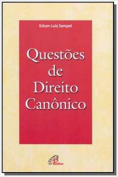 QUESTOES DE DIREITO CANONICO