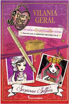 Ever After High - Vilania Geral