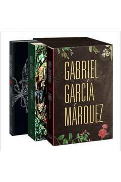 BOX GABRIEL GARCíA MáRQUEZ - EDIçãO DE COLECIONADOR