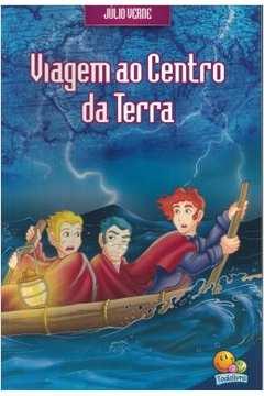 Julio Verne- Viagem Ao Centro Da Terra