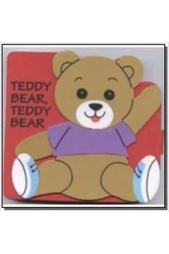 Teddy bear, teddy bear - livro de eva