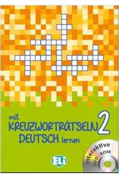 Mit Kreuzwortratseln 2 Deutsch Lernen Mit Dvd-Rom