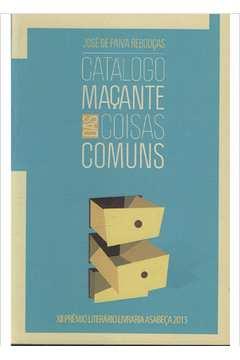Catálogo Maçante das Coisas Comuns