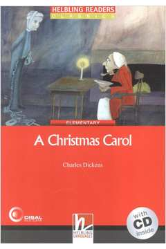 CHRISTMAS CAROL - ELEMENTARY- WITH CD-AUDIO