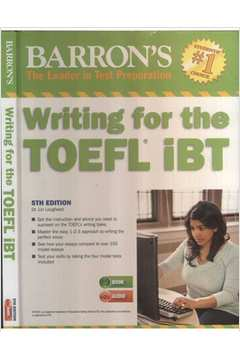 Busca lin lougheed barron s writing for the toefl ibt sem cd barrons writing for the toefl ibt sem cd fandeluxe Choice Image